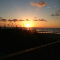 Sunrise in Fernandina