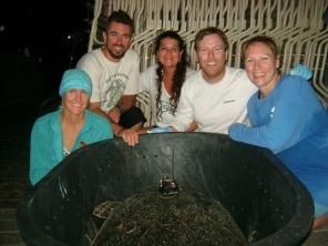 HWF, ICAPO, and NOAA Teams