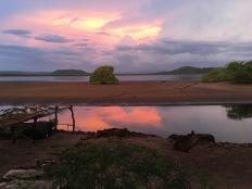 Sunrise, Padre Ramos Natural Preserve.