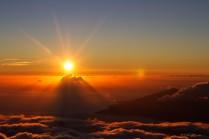 Sunset from Haleakala. PC: Jeff Biege Photography