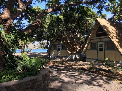 Camp Olowalu: home to the 2017 Maui SWIM guests